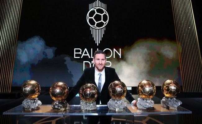 Ballon D Or 2019 Gelar Ke 6 Lionel Messi Lewati