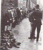 Chelsea fc skinheads at match