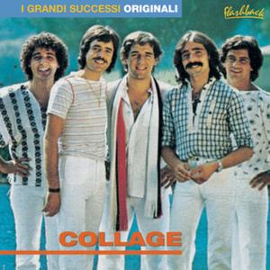 collage gruppo musicale