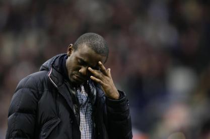 fabrice muamba torna allo stadio