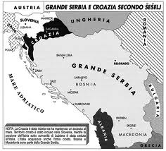 grande serbia
