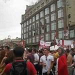 Calcio e musica ad euro 2012, tifosi inglesi cantano Wanderwall a Kiev