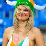sexy tifosda irlanda euro 2012