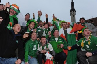 Estonia v Republic of Ireland - EURO 2012 Qualifier: Play Off First Leg