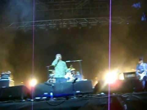 The Stone Roses in concerto a Milano 17 Luglio 2012