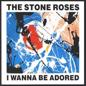 I wanna be adored stone roses LP disco vinyl