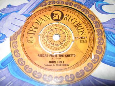 reggae from the ghetto john holt trojan