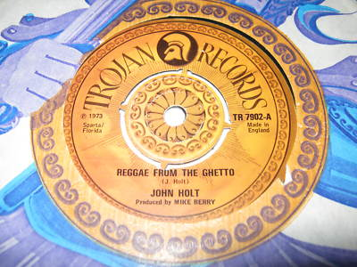 reggae from the ghetto john holt trojan