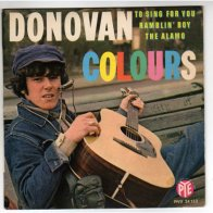 colours donovan disco