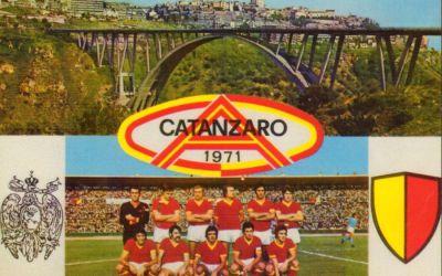 catanzaro 1971 squadra