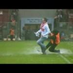 Invasione di campo Polonia vs Inghilterra 16 Ottobre 2012