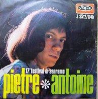 Antoine-pietre-45 giri