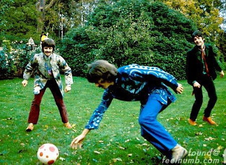 beatles calcio