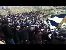 Brescia calcio e musica popolare con la Madonnina dai riccioli d'oro