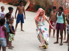 lady gaga calcio