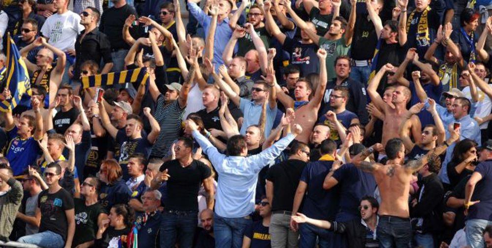 Il ragazzo della Curva B | Ultras Verona – Football a 45 giri