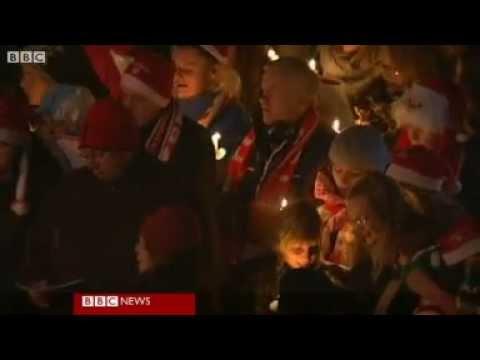 Union Berlino cori ultras e cori di Natale