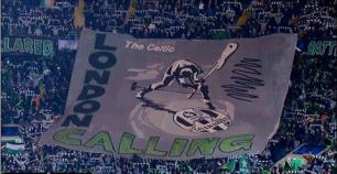 coreografia celtic torino london calling 2013