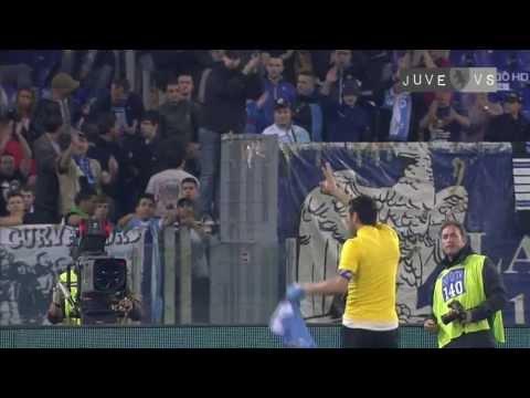 Buffon e il feeling con gli ultras della Curva Nord della Lazio