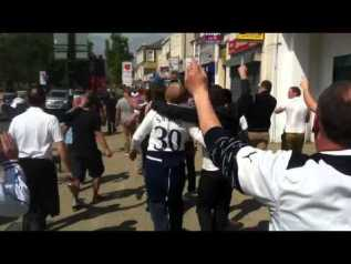 Canzone per Nicola Berti dei tifosi dei Tottenham Hotspurs