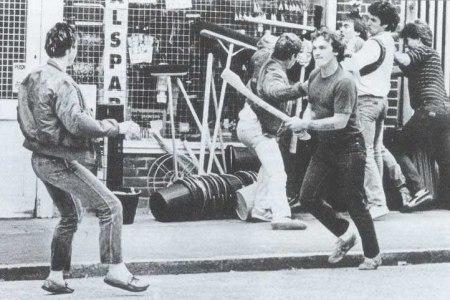 Joe Strummer sugli Hooligans