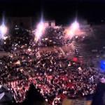 Musica dei Sumbu Brothers, festa dell'Hellas Verona football club