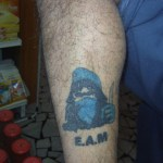 tatuaggio fedayn napoli 1979