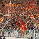 curva sud roma tifo argentino