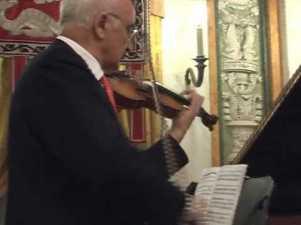 Salvatore Accardo una vita tra calcio e musica classica