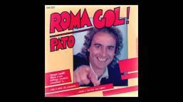 Roma gol di Pato Moure, un disco sul calcio giallorosso