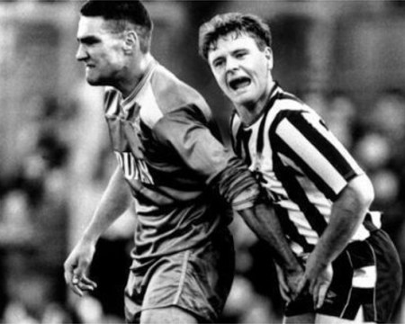 vinnie jones crazy gang