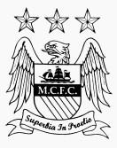 nuovo logo anni 30 manchester city