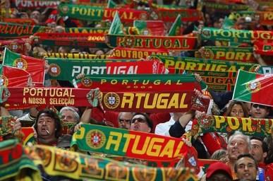 coro tifosi portogallo