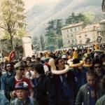 Hellas Verona: uno skin in trasferta a Como, 1988/89