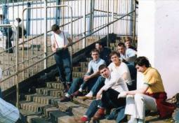 Portsmouth: Skinheads e Suedeheads