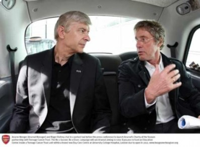 Roger Daltrey (the Who) - Arsenal