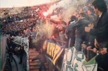 """Inter: Paolo """"Armiere"""" con torcia a Bari"""