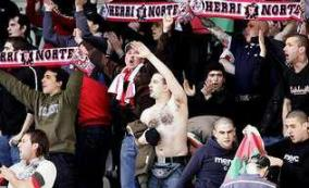 Athletic Bilbao: skinheads tra gli Herri Norte