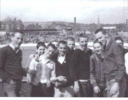 Portsmouth football club bootboys