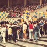 Hellas Verona: skinheads a Marassi contro la Sampdoria, 1982-83