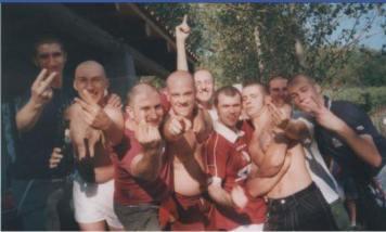 Torino Football Club skinhead