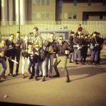 Sampdoria: skinheads della Gradinata Sud
