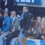 SPAL: skinheads ferraresi in Curva Ovest early 90s