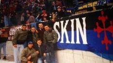 Pisa: skins con Ultras Ghetto Reggiana