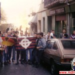 Barcellona: skinheads