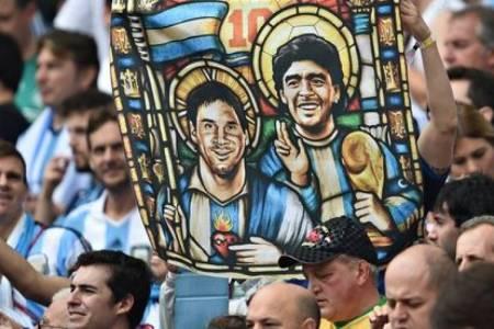 coro tifosi argentina russia 2018