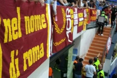 nuovo coro curva sud roma