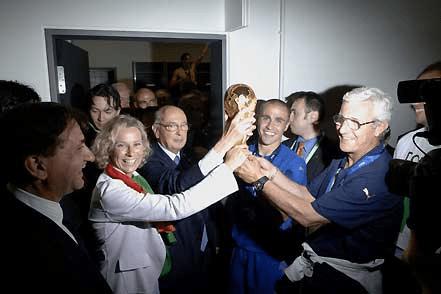 La vittoria dell'Italia ai Mondiali 2006: qualcosa da dimostrare