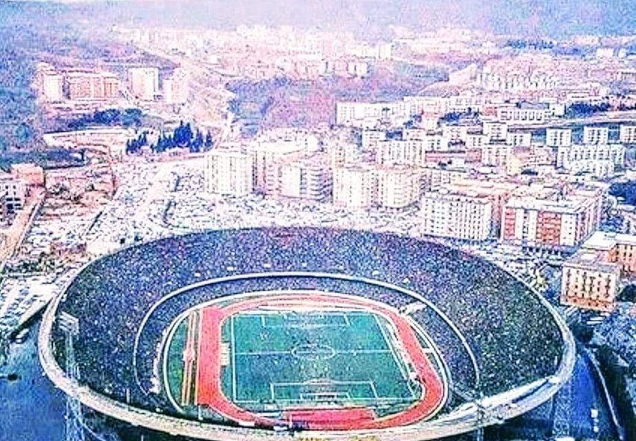 1 maggio '88 Napoli-Milan, il totonero aleggia sul San Paolo