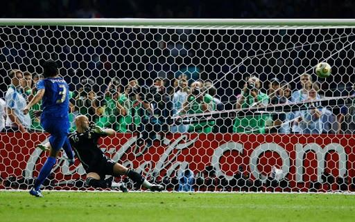 Germania 2006. L'ebrezza della vittoria.
